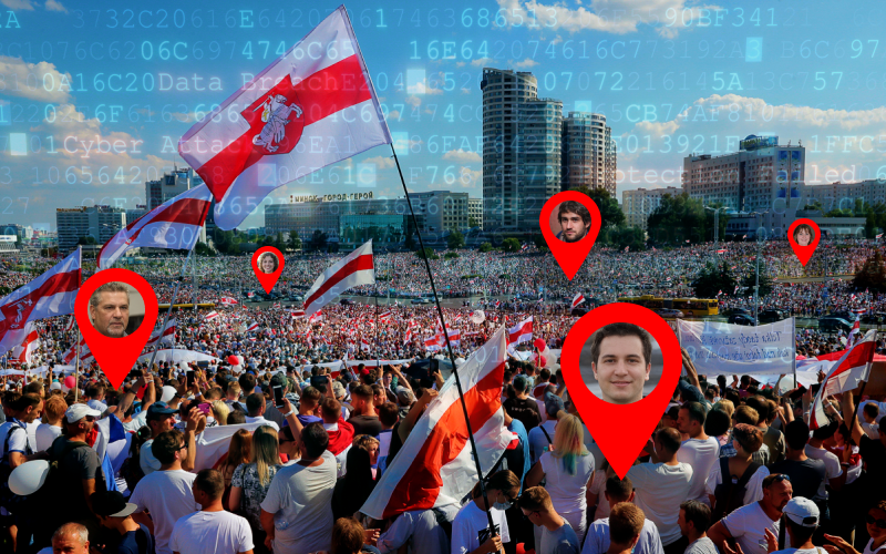 Belarusian Protesters Stung by a Malicious Geolocation-Leaking App
