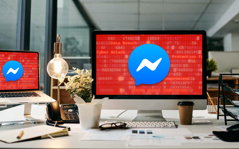 Persistence Threat in the Facebook Messenger Desktop App