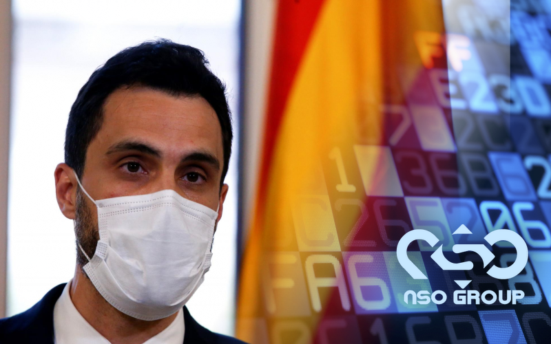 NSO Group Pegasus Spyware Allegedly Used Against Catalan Politicians